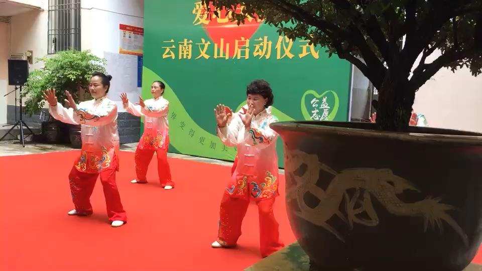 陈农夫云南天使社区开幕仪式,共同建设《天使社区》 第2张