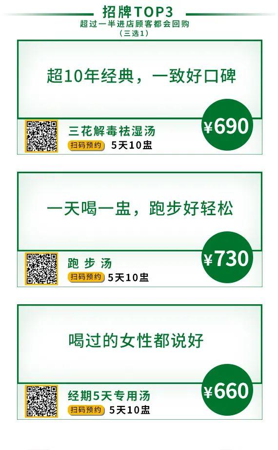 陈农夫玉肌养颜汤新品上市,只需9.9元,限五十名 第6张