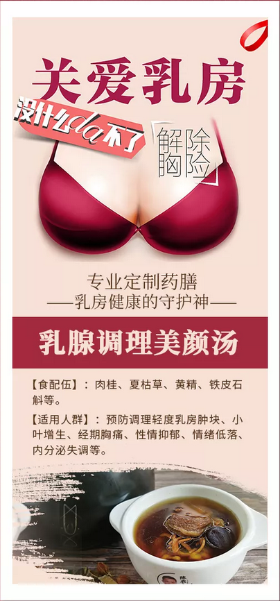 这些乳腺增生的高危因素,你中招了吗? 第2张